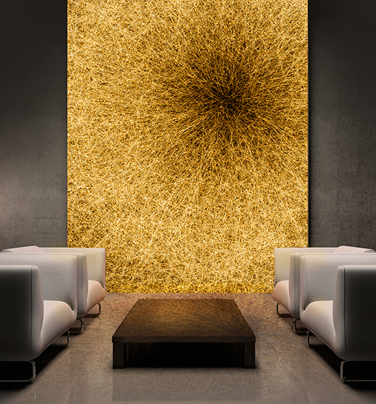 Hole  Backlit wall panel  Albert Espona